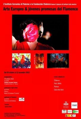 Arte Europeo y Jovenes promesas del Flamenco