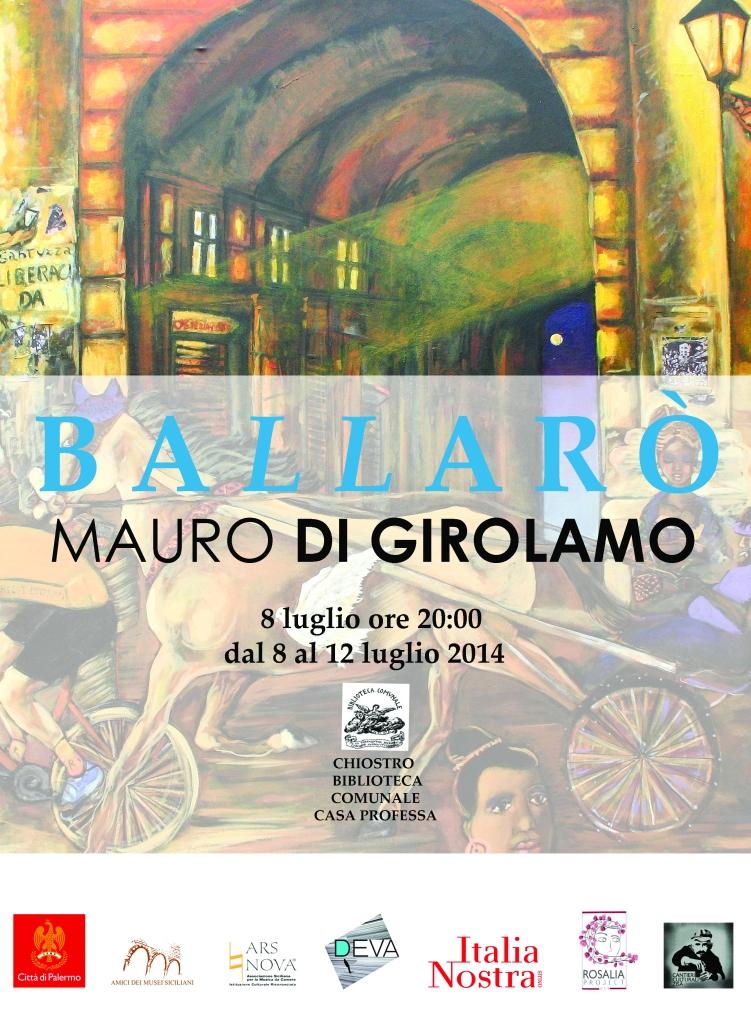 Mauro Di Girolamo BALLARO'
